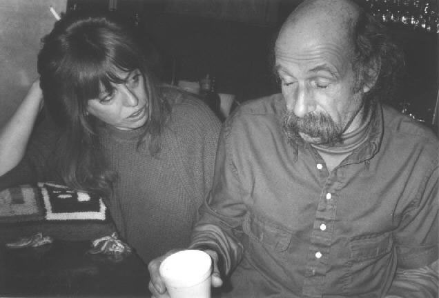 Alvin Stillman and Laura Conway. Photo by Richard Gibson.
