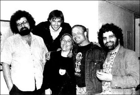 David Lerner, Bruce Isaacson, Julia Vinograd, Daniel McColgin, David Gollub